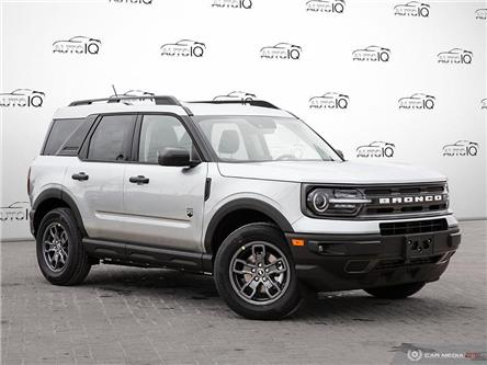 2021 Ford Bronco Sport Big Bend (Stk: W0106) in Barrie - Image 1 of 26