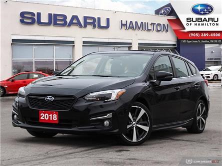 2018 Subaru Impreza Sport-tech (Stk: S8757A) in Hamilton - Image 1 of 29