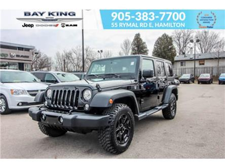 2018 Jeep Wrangler JK Unlimited  (Stk: 7230) in Hamilton - Image 1 of 17