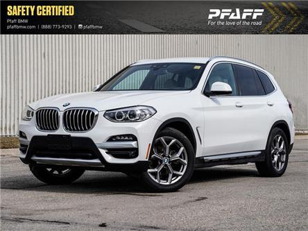 2021 BMW X3 xDrive30i (Stk: U6405) in Mississauga - Image 1 of 28