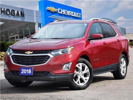2018 Chevrolet Equinox LT (Stk: WN269222) in Scarborough - Image 1 of 27