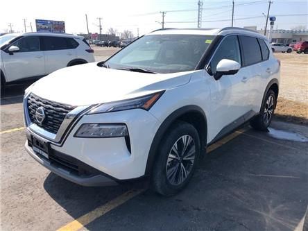 2021 Nissan Rogue SV (Stk: 21024) in Sarnia - Image 1 of 5