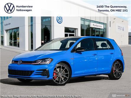 2021 Volkswagen Golf GTI Autobahn (Stk: 98445) in Toronto - Image 1 of 22