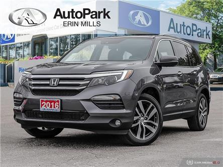2016 Honda Pilot Touring (Stk: 508568AP) in Mississauga - Image 1 of 27