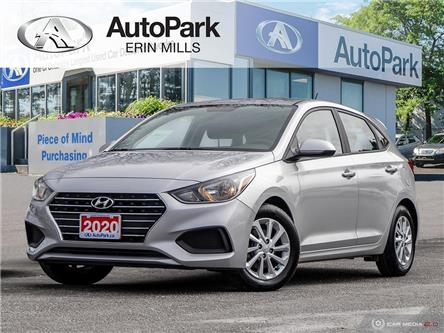 2020 Hyundai Accent Preferred (Stk: 103981AP) in Mississauga - Image 1 of 27