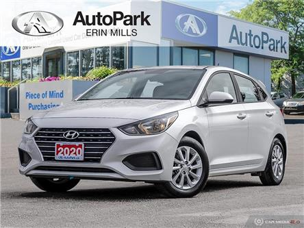 2020 Hyundai Accent Preferred (Stk: 108411AP) in Mississauga - Image 1 of 27