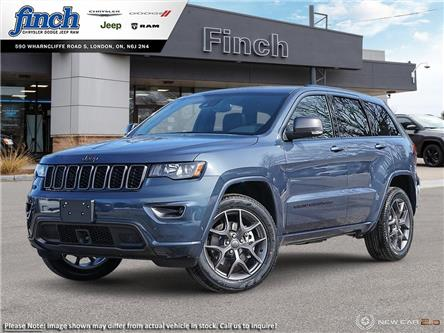 2021 Jeep Grand Cherokee Limited (Stk: 100872) in London - Image 1 of 24