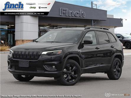2021 Jeep Cherokee Altitude (Stk: 100153) in London - Image 1 of 24