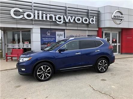 2018 Nissan Rogue SL (Stk: P4874A) in Collingwood - Image 1 of 25