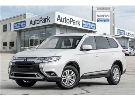2020 Mitsubishi Outlander ES (Stk: ) in Mississauga - Image 1 of 21