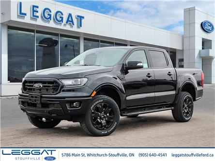 2021 Ford Ranger Lariat (Stk: RG14588) in Stouffville - Image 1 of 28