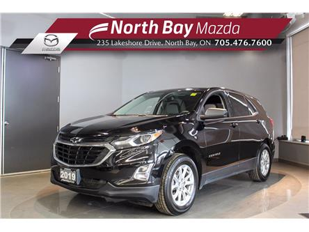 2019 Chevrolet Equinox LS (Stk: 2175A) in North Bay - Image 1 of 30