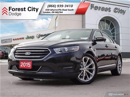 2015 Ford Taurus Limited (Stk: 21-5005A) in Sudbury - Image 1 of 32