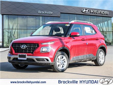 2021 Hyundai Venue Preferred (Stk: R21160) in Brockville - Image 1 of 22