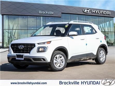 2021 Hyundai Venue Preferred (Stk: R21161) in Brockville - Image 1 of 22