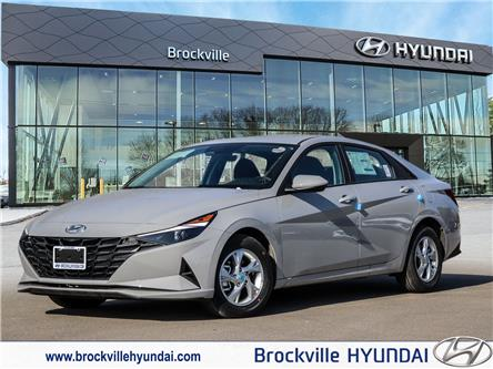 2021 Hyundai Elantra ESSENTIAL (Stk: R21189) in Brockville - Image 1 of 22