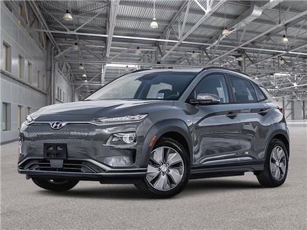 2021 Hyundai Kona EV Ultimate (Stk: KA21018) in Woodstock - Image 1 of 22