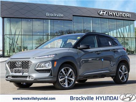 2021 Hyundai Kona 1.6T Trend w/Two-Tone Roof (Stk: R21214) in Brockville - Image 1 of 24