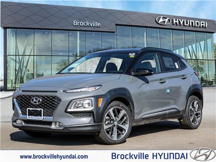 2021 Hyundai Kona 1.6T Trend w/Two-Tone Roof (Stk: R21216) in Brockville - Image 1 of 24