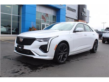 2021 Cadillac CT4 Sport (Stk: 210484) in Cambridge - Image 1 of 12