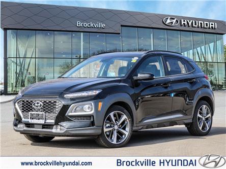 2021 Hyundai Kona 1.6T Ultimate (Stk: R21220) in Brockville - Image 1 of 26
