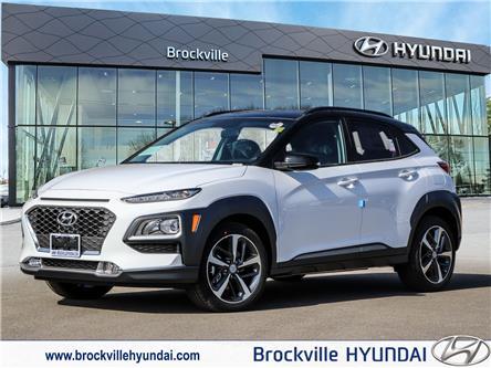 2021 Hyundai Kona 1.6T Trend w/Two-Tone Roof (Stk: R21223) in Brockville - Image 1 of 23