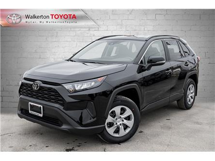 2021 Toyota RAV4 LE (Stk: 21185) in Walkerton - Image 1 of 17