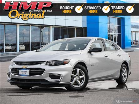 2016 Chevrolet Malibu LS (Stk: 72058) in Exeter - Image 1 of 27