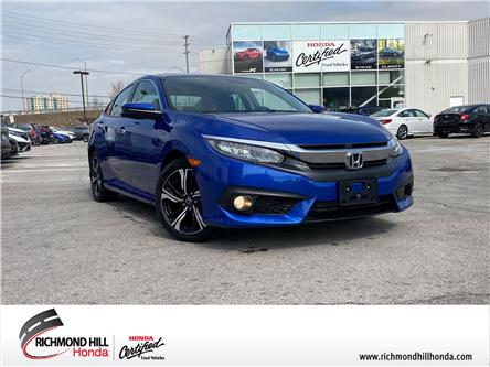 2018 Honda Civic Touring (Stk: 203096P) in Richmond Hill - Image 1 of 24