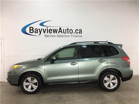 2014 Subaru Forester 2.5i Touring Package (Stk: 37438J) in Belleville - Image 1 of 27