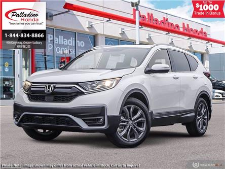 2021 Honda CR-V Sport (Stk: 22937) in Greater Sudbury - Image 1 of 23