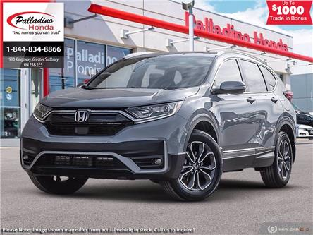 2021 Honda CR-V EX-L (Stk: 22936) in Greater Sudbury - Image 1 of 22