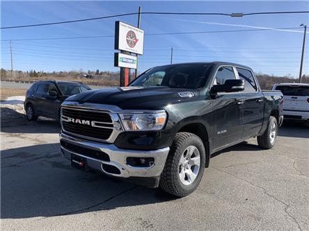 2019 RAM 1500 Big Horn (Stk: 91065) in Sudbury - Image 1 of 19