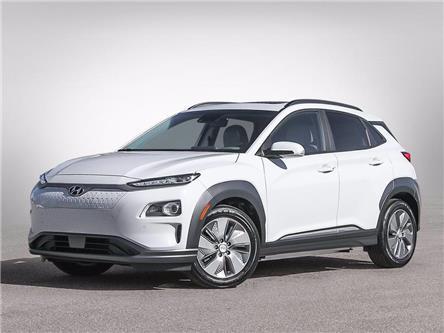 2021 Hyundai Kona Electric Preferred (Stk: D10425) in Fredericton - Image 1 of 23