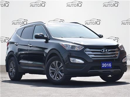 2016 Hyundai Santa Fe Sport 2.4 Premium (Stk: XC328A) in Waterloo - Image 1 of 17