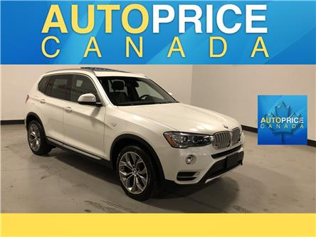 2016 BMW X3 xDrive28i (Stk: B2968) in Mississauga - Image 1 of 29