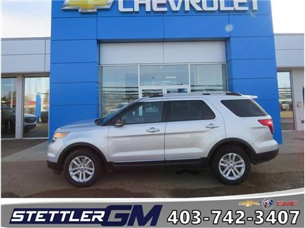 2015 Ford Explorer XLT (Stk: 21089A) in STETTLER - Image 1 of 20