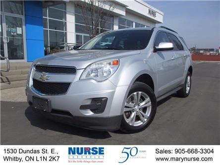 2014 Chevrolet Equinox 1LT (Stk: 21R021A) in Whitby - Image 1 of 26