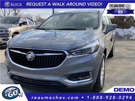 2021 Buick Enclave Essence (Stk: 21-0354) in LaSalle - Image 1 of 6