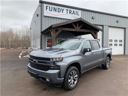 2019 Chevrolet Silverado 1500 RST (Stk: 21158a) in Sussex - Image 1 of 11