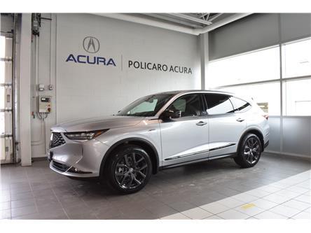 2022 Acura MDX A-Spec (Stk: N801766) in Brampton - Image 1 of 25