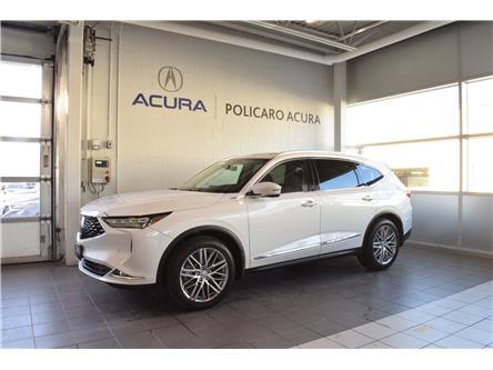 2022 Acura MDX Platinum Elite (Stk: N801869) in Brampton - Image 1 of 29