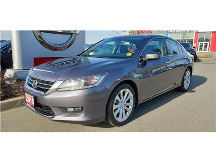 2015 Honda Accord Touring (Stk: A2101A) in Courtenay - Image 1 of 9