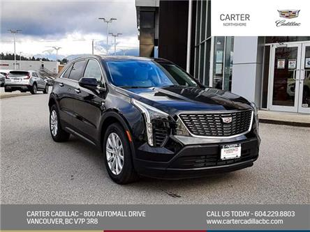 2021 Cadillac XT4 Luxury (Stk: 1D22270) in North Vancouver - Image 1 of 23