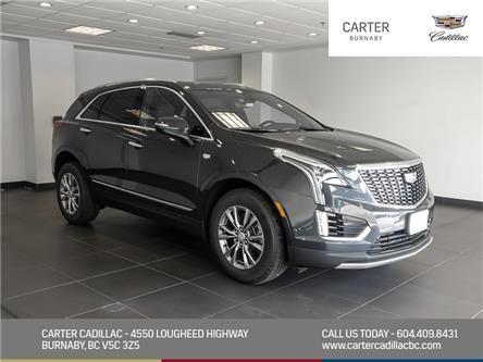 2021 Cadillac XT5 Premium Luxury (Stk: C1-38210) in Burnaby - Image 1 of 23
