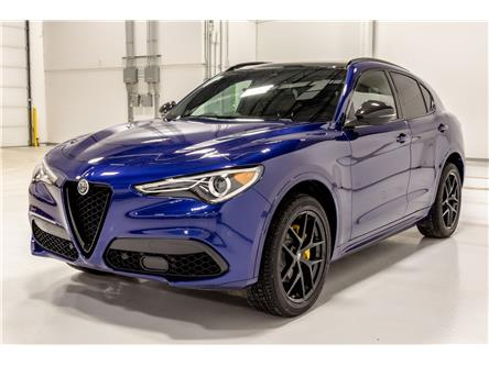 2021 Alfa Romeo Stelvio ti (Stk: ARE0108) in Edmonton - Image 1 of 6