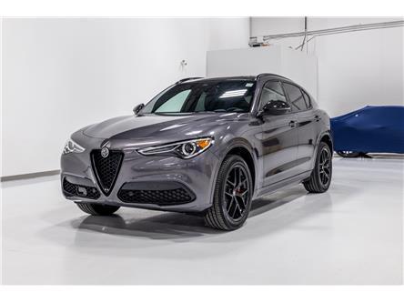 2021 Alfa Romeo Stelvio ti (Stk: ARE0110) in Edmonton - Image 1 of 21