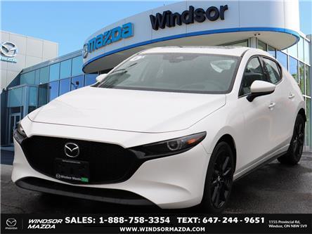 2020 Mazda Mazda3 Sport GT (Stk: M33536) in Windsor - Image 1 of 18