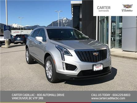 2020 Cadillac XT5 Luxury (Stk: D90680) in North Vancouver - Image 1 of 23