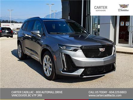 2020 Cadillac XT6 Sport (Stk: D67510) in North Vancouver - Image 1 of 23